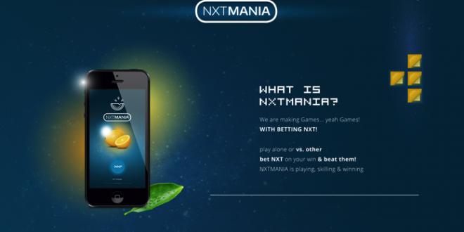 Nxt Mania Games