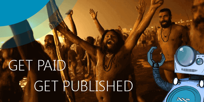 Get Published. Get Paid.