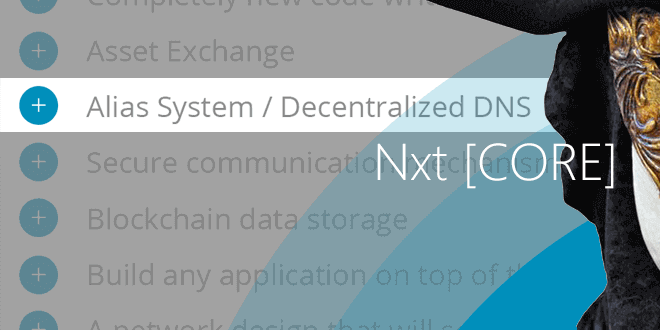 Nxt [CORE]: Alias system