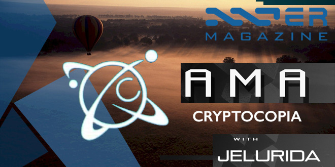 Jelurida AMA on Cryptocopia