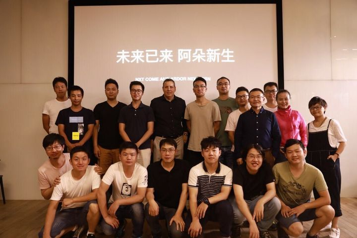 Baijing meetup yesterday with 40 attendees