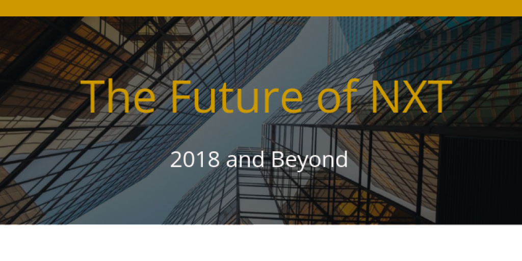 nxt cryptocurrency future