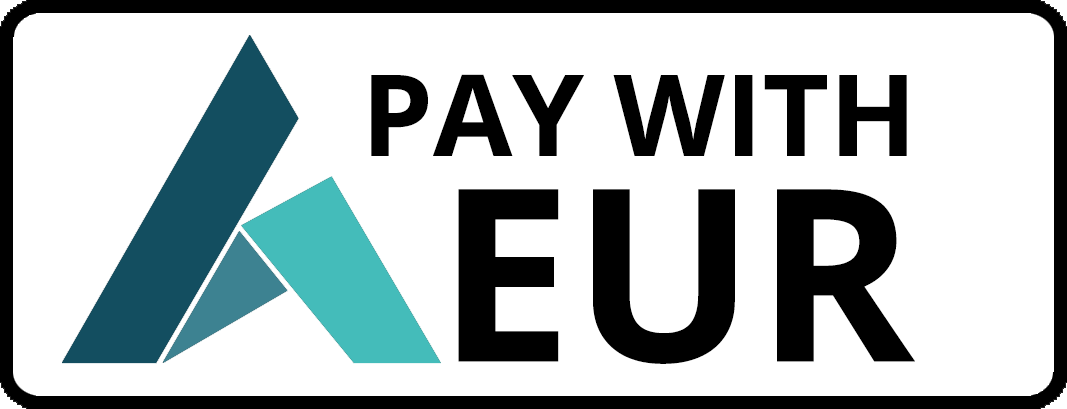AEUR – blockchain token backed by EURO
